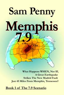 Cover for Memphis 7.9